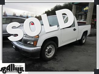 2009 GMC Canyon Work Truck in Burlington, WA 98233