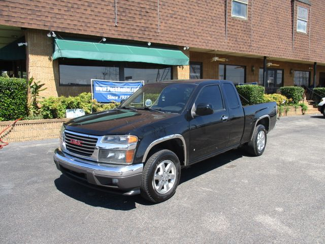 2009 GMC Canyon SLE1