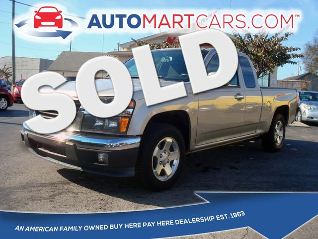 2009 GMC Canyon in Nashville Tennessee