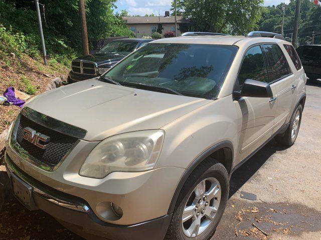 2009 Gmc-Needs Engine!! Repo!! Acadia SLE