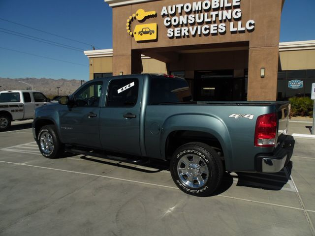 2009 GMC Sierra 1500 4X4 in Bullhead City Arizona, 86442-6452