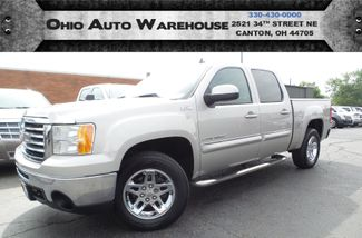 2009 GMC Sierra 1500 SLT 4x4 All Terrain Crew 1-Own Cln Carfax We Finan | Canton, Ohio | Ohio Auto Warehouse LLC in Canton Ohio