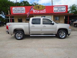 2009 GMC Sierra 1500 SLT   Fort Worth, TX   Cornelius Motor Sales in Fort Worth TX