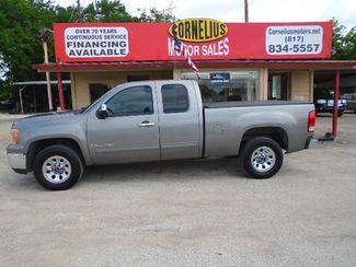 2009 GMC Sierra 1500 SL   Fort Worth, TX   Cornelius Motor Sales in Fort Worth TX