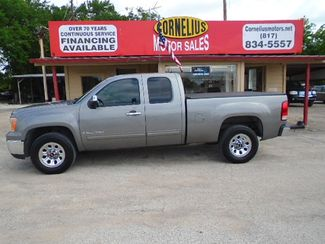 2009 GMC Sierra 1500 SL | Fort Worth, TX | Cornelius Motor Sales in Fort Worth TX
