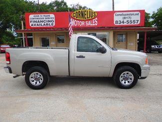 2009 GMC Sierra 1500 Work Truck   Fort Worth, TX   Cornelius Motor Sales in Fort Worth TX
