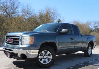 2009 GMC Sierra 1500 SLE in New Braunfels, TX 78130