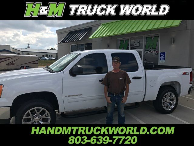 2009 GMC Sierra 1500 SLE 4X4 in Rock Hill SC, 29730