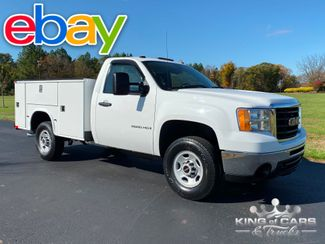 2009 Gmc Sierra 2500 Hd W/T UTILITY SERVICE BODY LOW MILES 6.0L V8 in Woodbury, New Jersey 08093