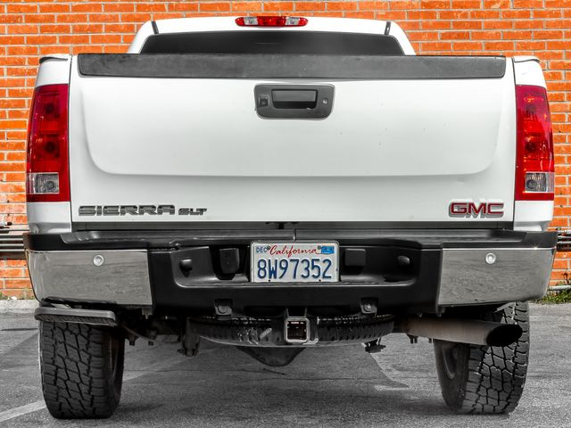 2009 GMC Sierra 2500HD SLT Burbank, CA 3