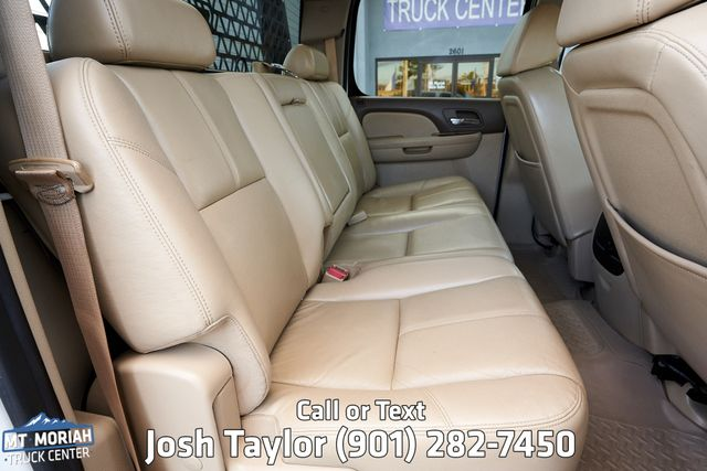 2009 GMC Sierra 2500HD SLT in Memphis, Tennessee 38115