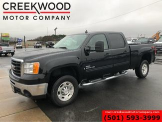 2009 GMC Sierra 2500HD SLT 4x4 Z71 Diesel Allison Black 1 Owner Low Miles in Searcy, AR 72143