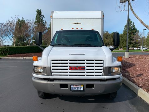 TC4500  GMC 2009 15' Box Van W/Lift Maxon Gate  in Livermore, California