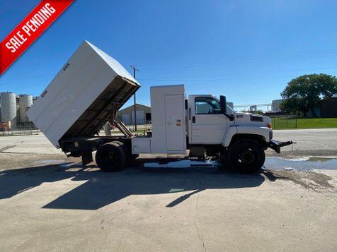 2009 GMC 6500 chipper dump in Fort Worth, TX
