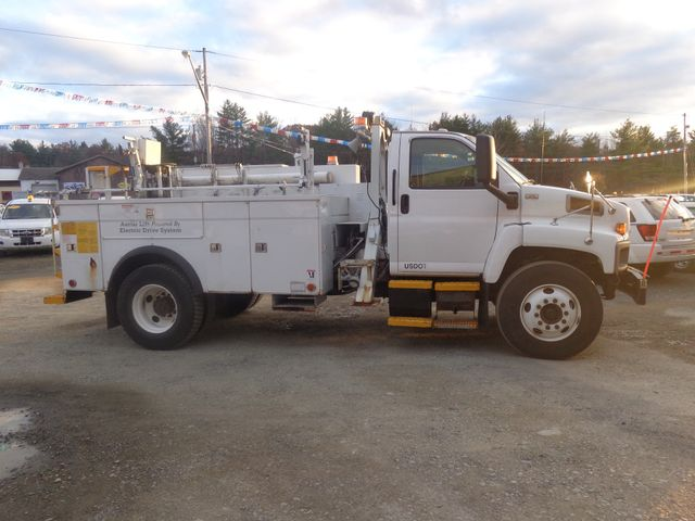 2009 GMC TC8500 Hoosick Falls, New York 2