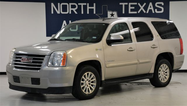 2009 GMC Yukon Hybrid 1 Owner Sunroof TV/DVD in Dallas, TX 75247