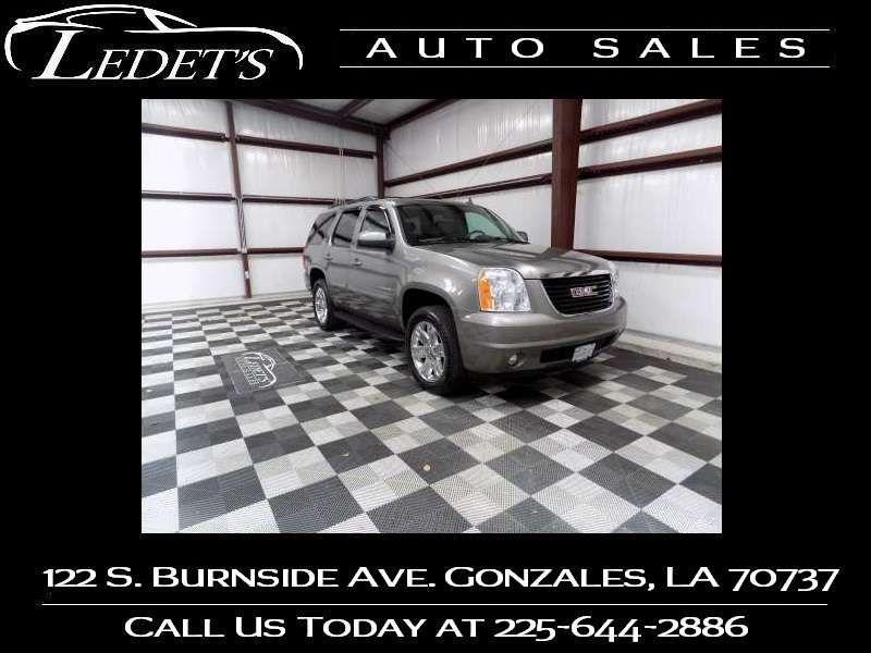2009 GMC Yukon SLT w/4SA - Ledet's Auto Sales Gonzales_state_zip in Gonzales Louisiana