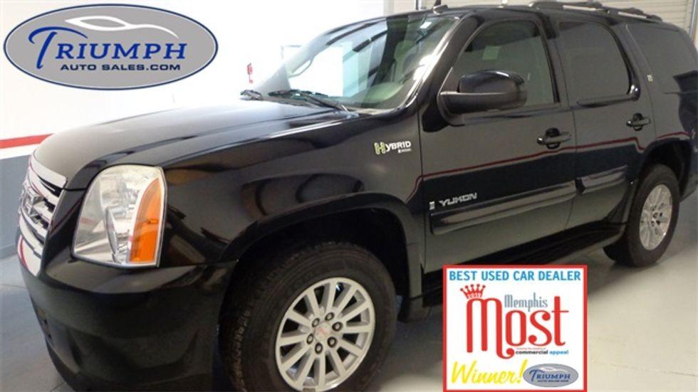 2009 GMC Yukon Hybrid Hybrid | Memphis TN | Triumph Auto Sales