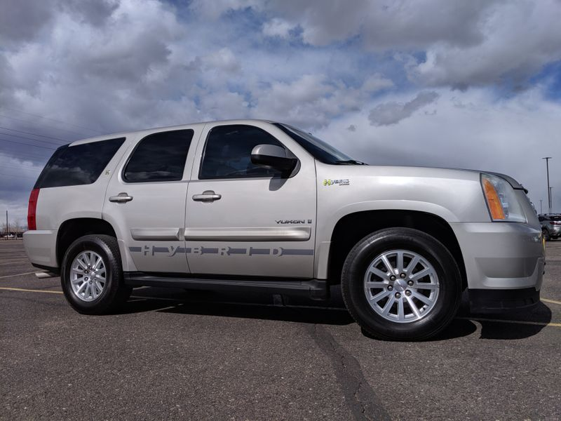 2009 GMC Yukon Hybrid 4WD   Fultons Used Cars Inc  in , Colorado