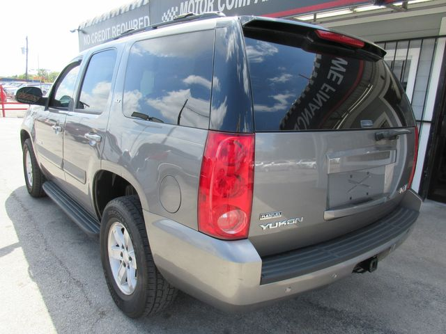 2009 GMC Yukon SLT w/4SB south houston, TX 2