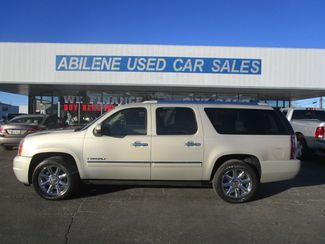 2009 GMC Yukon XL Denali   Abilene TX  Abilene Used Car Sales  in Abilene, TX