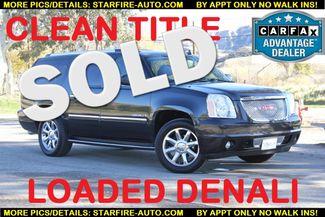 2009 GMC Yukon XL Denali Santa Clarita, CA