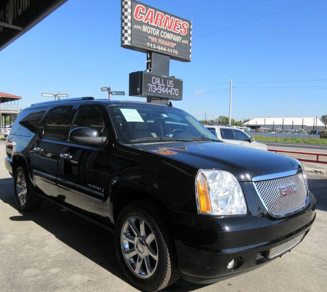2009 GMC Yukon XL Denali south houston, TX 4