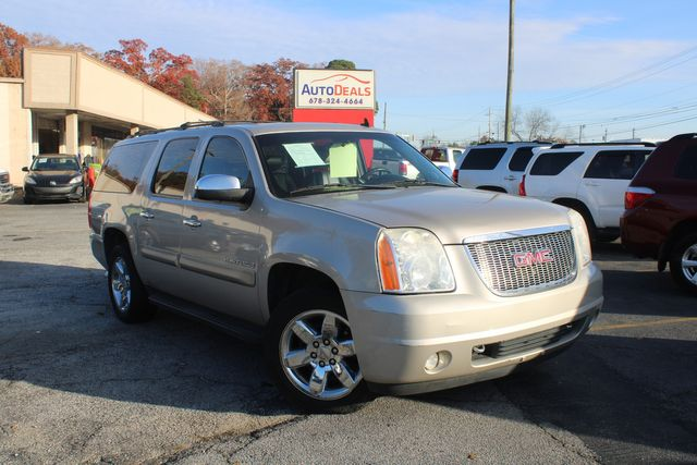 2009 GMC Yukon XL SLT w/4SB