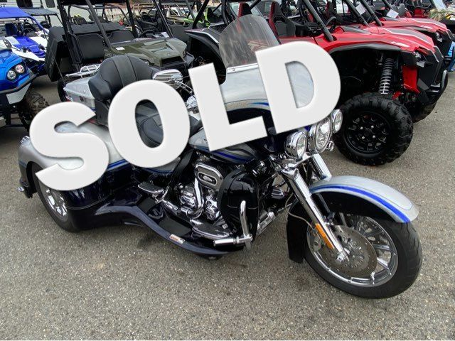2009 Harley-Davidson CVO Ultra Classic Electra Glide FLHTCUSE4 - John Gibson Auto Sales Hot Springs in Hot Springs Arkansas
