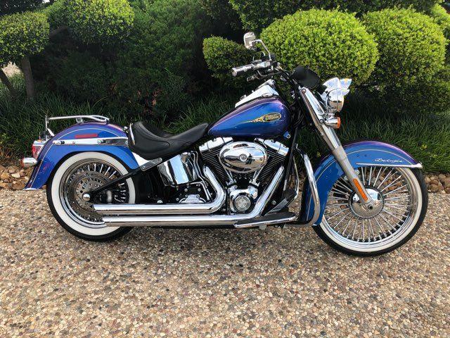 2009 Harley-Davidson Deluxe Deluxe