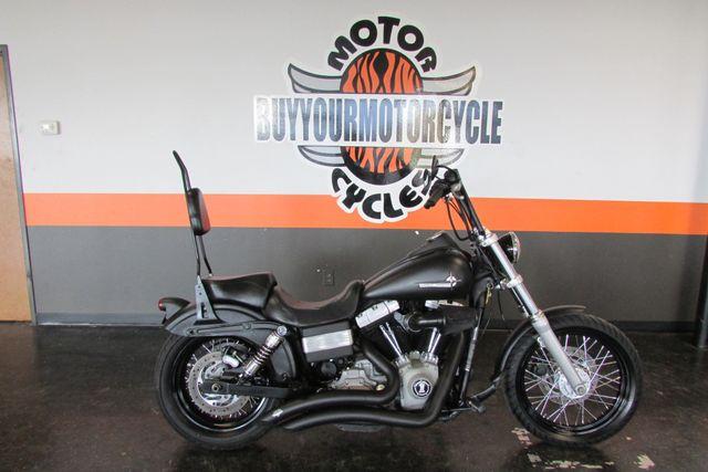 2009 Harley-Davidson Dyna Glide Street Bob™ in Arlington, Texas 76010