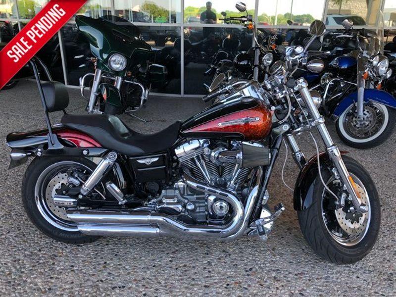2009 Harley-Davidson CVO Fat Bob   city TX  Hoppers Cycles  in , TX