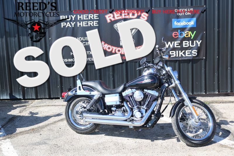 2009 Harley Davidson Dyna Low Rider FXDL | Hurst, Texas | Reed's Motorcycles in Hurst Texas