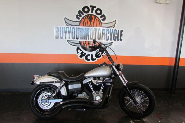 2009 Harley Davidson DYNA STREET BOB FXDB in Arlington, Texas 76010