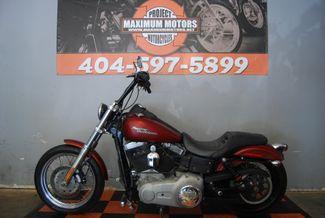 2009 Harley-Davidson Dyna Street Bob FXDB Jackson, Georgia 10