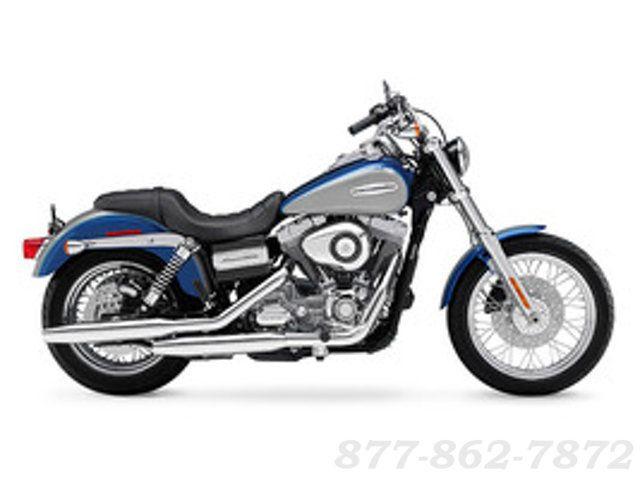 2009 Harley-Davidson DYNA SUPER GLIDE CUSTOM FXDC SUPER GLIDE CUSTOM