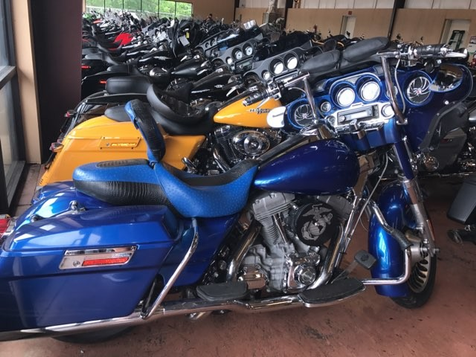 2009 Harley-Davidson Electra Glide® Standard - John Gibson Auto Sales Hot Springs in Hot Springs, Arkansas