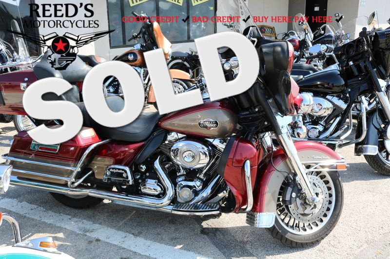 2009 Harley Davidson Electra Glide Ultra Classic | Hurst, Texas | Reed's Motorcycles in Hurst Texas