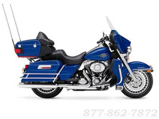 2009 Harley-Davidson ELECTRA GLIDE ULTRA CLASSIC FLHTCU ULTRA CLASSIC Chicago, Illinois
