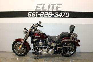 2009 Harley Davidson Fat Boy FLSTF Fatboy Boynton Beach, FL 9