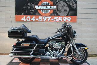 2009 Harley Davidson FLHTC Electra Glide Classic Jackson, Georgia