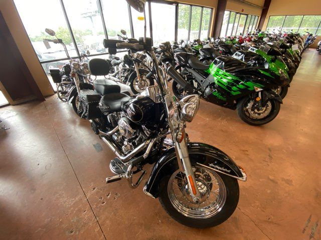 2009 Harley-Davidson FLSTC Heritage Sftl Clsc   - John Gibson Auto Sales Hot Springs in Hot Springs Arkansas