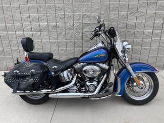 2009 Harley-Davidson FLSTC Heritage Sftl Clsc in McKinney, TX 75070