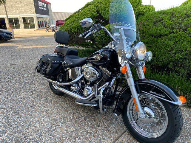 2009 Harley-Davidson FLSTC Heritage Sftl in McKinney, TX 75070