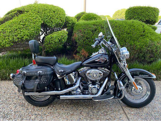 2009 Harley-Davidson FLSTC Heritage Sftl