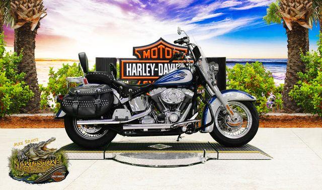 2009 Harley-Davidson® FLSTC - Heritage Softail®