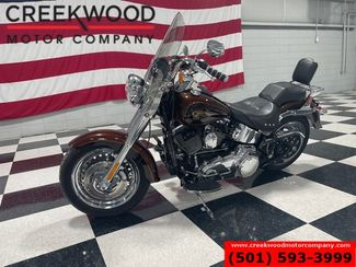 2009 Harley-Davidson FLSTF Softail Fat Boy Cruiser Low Miles Extras CLEAN in Searcy, AR 72143