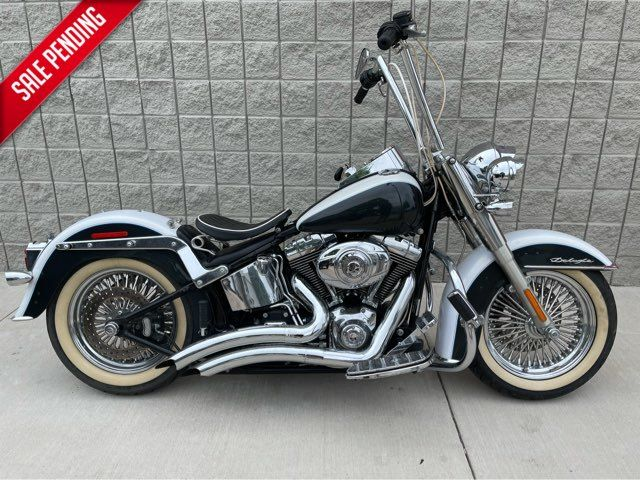 2009 Harley-Davidson FLSTN Softail Deluxe in McKinney, TX 75070