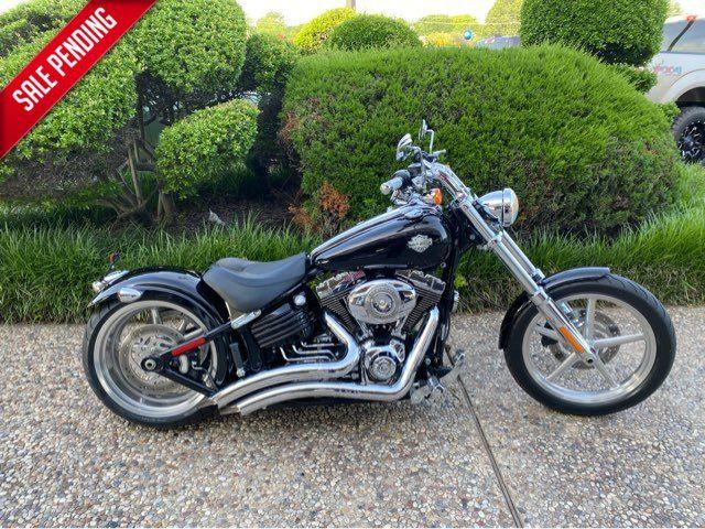 2009 Harley-Davidson FXCWC Softail Rocker