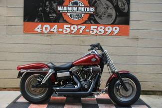 2009 Harley Davidson FXDF Dyna Fatbob Jackson, Georgia
